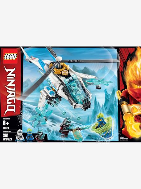 70673 NINJAGO ShuriCopter, by LEGO RED BRIGHT SOLID WITH DESIG