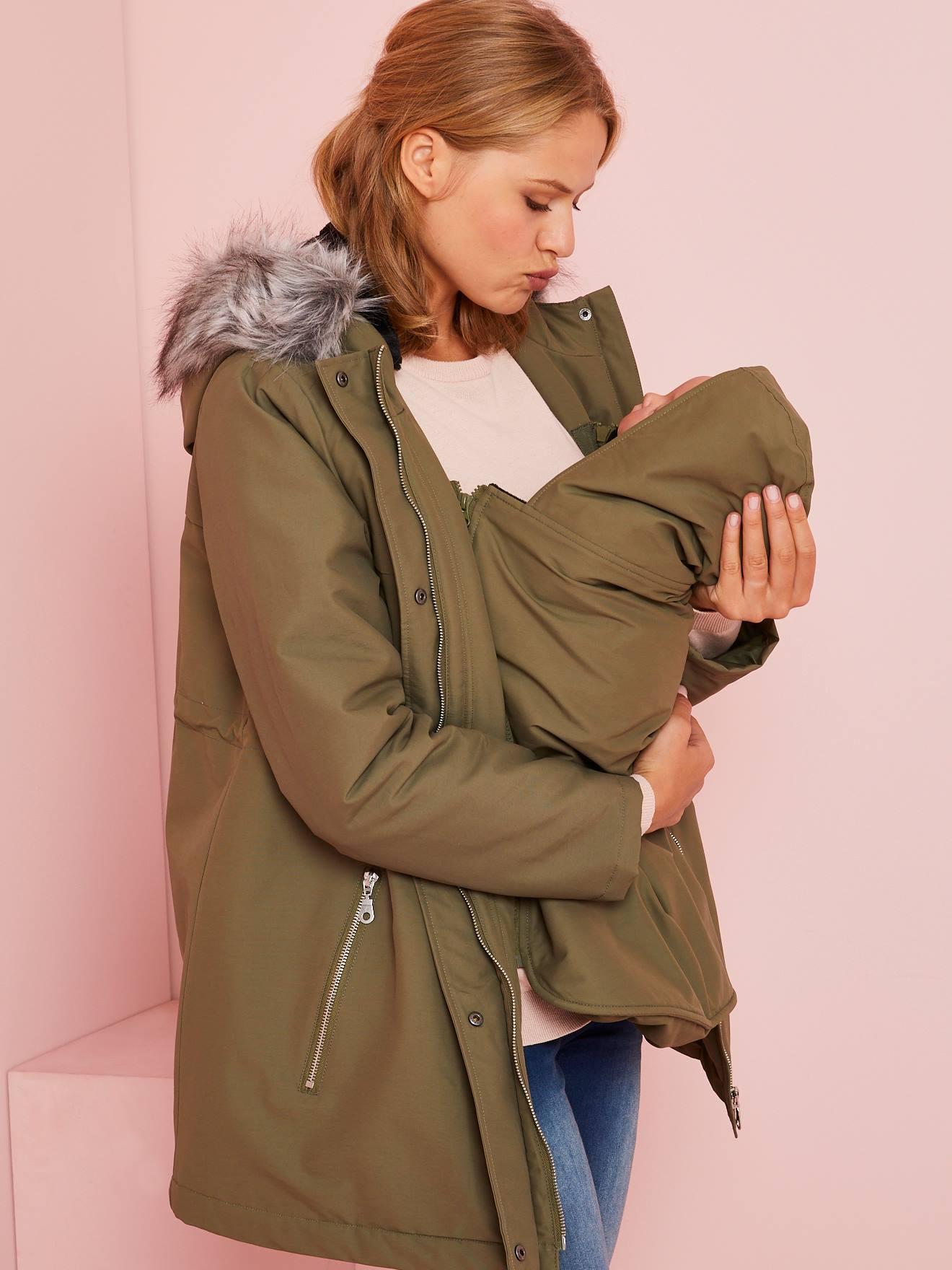 Autumn Winter Maternity Coat Maternity Clothing jacket