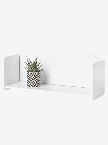 Cloud Wall Shelf Rose+White