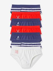 Boys-Underwear-Underpants & Boxers-Pack of 7 Boys Briefs