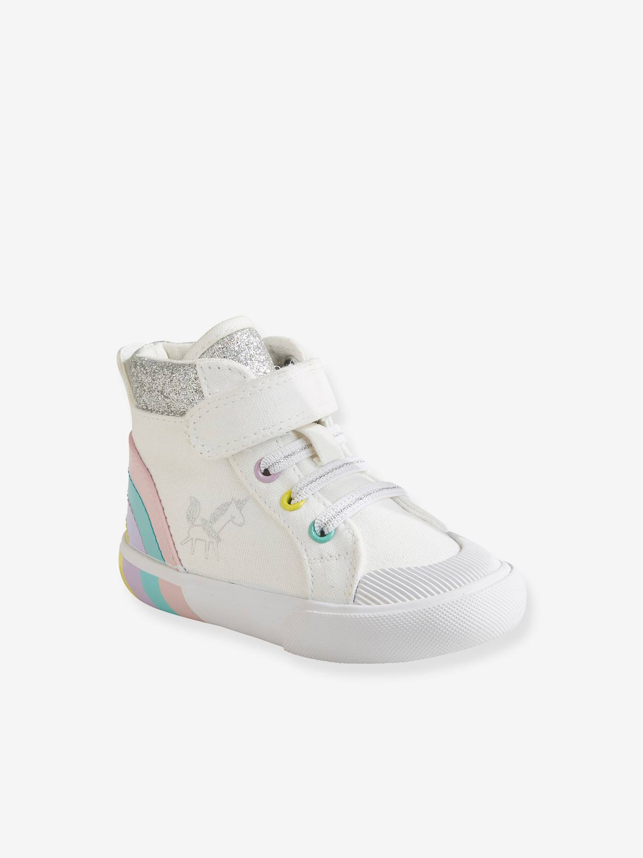 High-Top Trainers, for Baby Girls