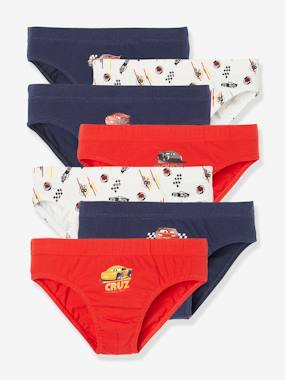 Click to view product details and reviews for Pack Of 7 Briefs Disney Pixar® Cars Red Medium Solid With Desig.
