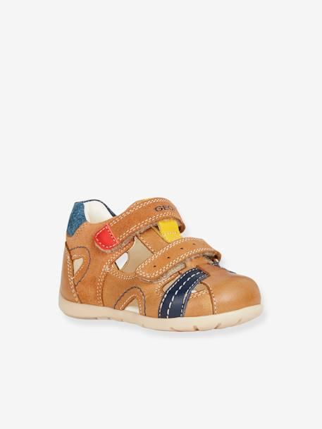 tormenta Acostumbrar Shuraba  Sandals for Baby Boys, Kaytan Boy B by GEOX® - brown medium solid with  design, Shoes | Vertbaudet