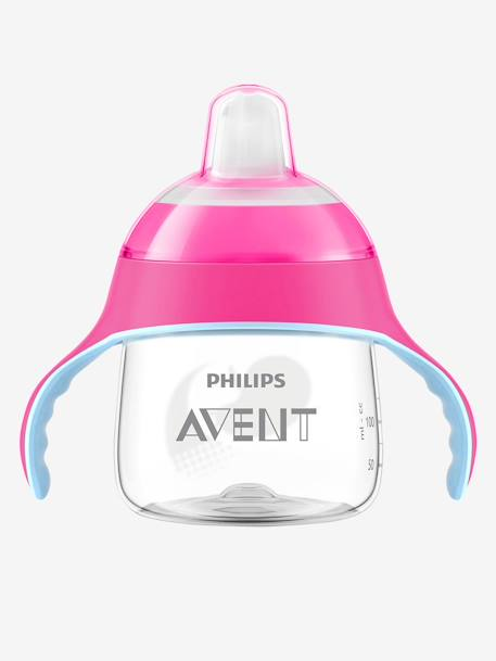PHILIPS AVENT 200 ml BPA-Free Spill Free Spout Cup Blue / bird