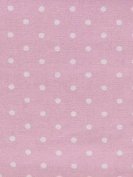 Comfy Chair Pale pink/white dots