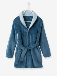 Boys-Nightwear-Plush Soft Dressing Gown