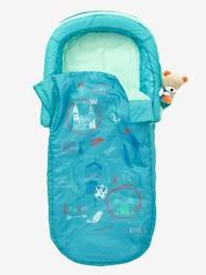 Furniture & Bedding-Child's Bedding-Sleeping Bags & Ready Beds-Readybed® Sleeping Bag with Integrated Mattress & Headboard, Knight Theme