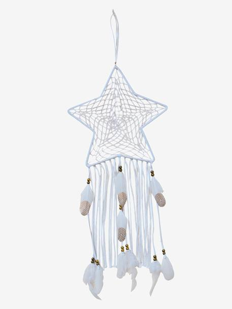 Star Dreamcatcher White
