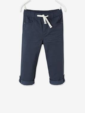 Click to view product details and reviews for Indestructible Trousers For Boys Convert Into Cropped Trousers Blue.