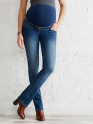 Maternity-Jeans-Maternity Bootcut Jeans - Inside Leg 33""