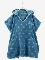 Furniture & Bedding-Child's Hooded Bath Poncho