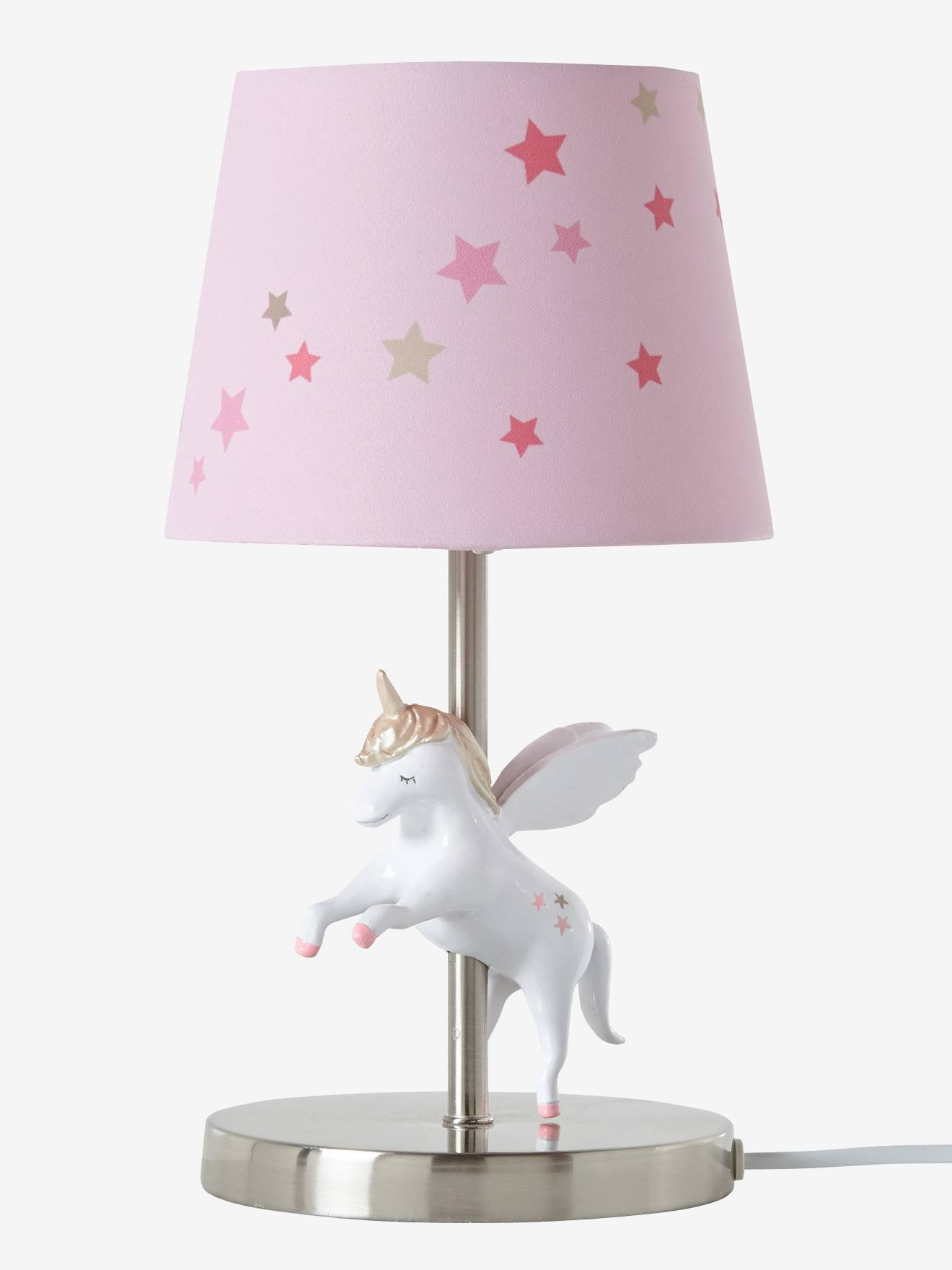 unicorn light storage decoration vertbaudet. Black Bedroom Furniture Sets. Home Design Ideas