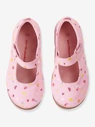 Shoes-Girls Footwear-Slippers-Girls Canvas Mary Jane Slippers