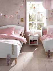 Furniture & Bedding-Furniture-Bedside Table, Romantic Theme