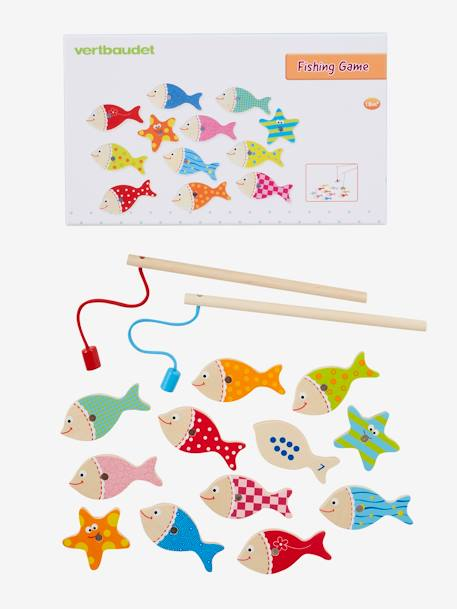 Magnetic Fishing Game Muticolour