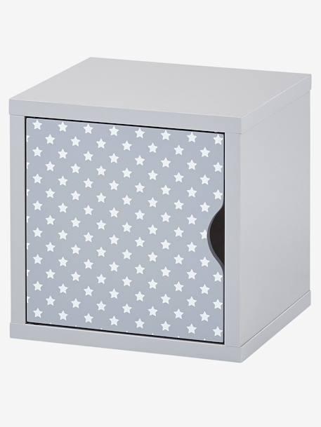 9 Cube Kids Pink White Toy Games Storage Unit Girls Boys: Door For Storage Boxes, Bedroom Furniture & Storage