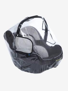 Vertbaudet Full Car Seat Cover, For Group 0+ transparent
