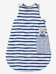 Furniture & Bedding-Baby Bedding-Sleepbags-Summer Baby Sleep Bag, Fun Sailor Theme