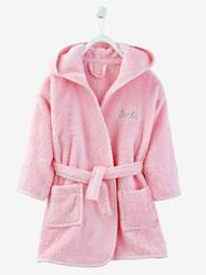 Baby Hooded Bathrobe