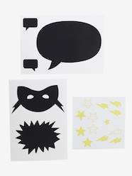 Superhero Slate Stickers