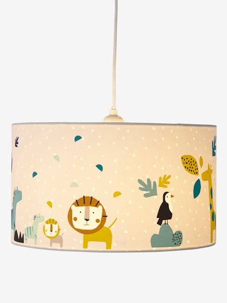 Jungle Hanging Lampshade BEIGE LIGHT TWO COLOR/MULTICOL