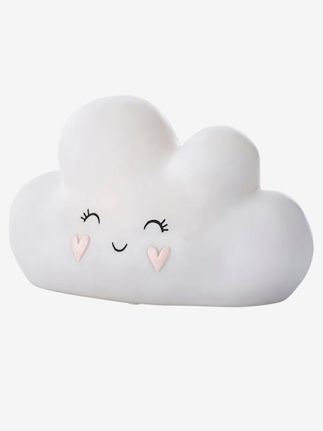Cloud Night Light WHITE LIGHT SOLID
