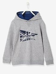 Boys-Cardigans, Jumpers & Sweatshirts-Sweatshirts & Hoodies-Boys' Hooded Sweatshirt