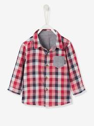 Baby-Blouses & Shirts-Baby's Checked Shirt