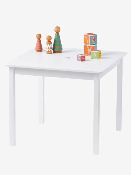 Sirius Childrens' Play Table GREY MEDIUM SOLID+WHITE LIGHT SOLID