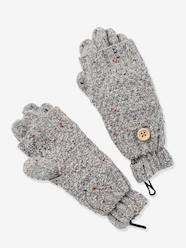 Girls-Accessories-Girls' Gloves/Fingerless Gloves Set