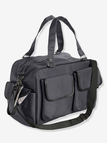 VERTBAUDET Day Changing Bag with Several Pockets Dark grey+GREY DARK TWO COLOR/MULTICOL