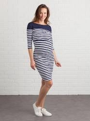 Maternity & Nursing Tube Dress