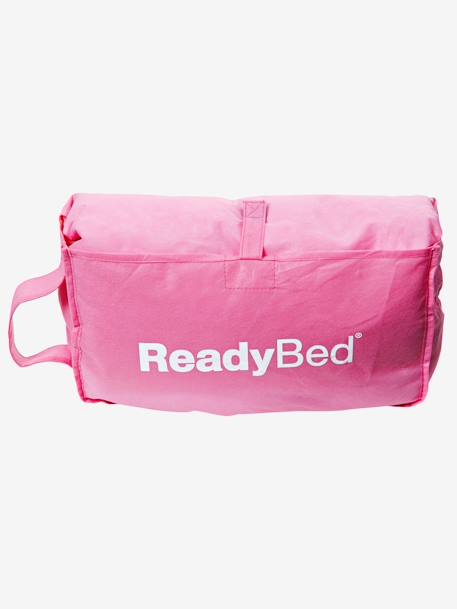 ReadybedR Sleeping Bag With Integrated Mattress Fairy Theme Pink Print