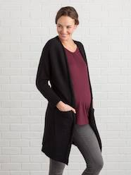 Maternity-Cardigans & Sweaters-Maternity Mohair Cardigan