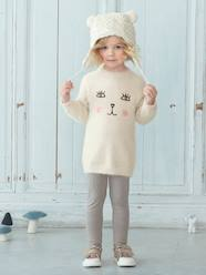 Girls' Knit Jumper & Leggings Set
