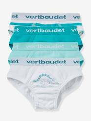 Boys' Pack of 4 Briefs