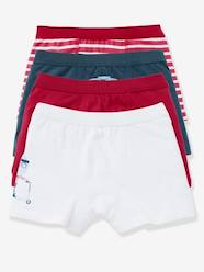 Boys' Pack of 4 Boxer Shorts