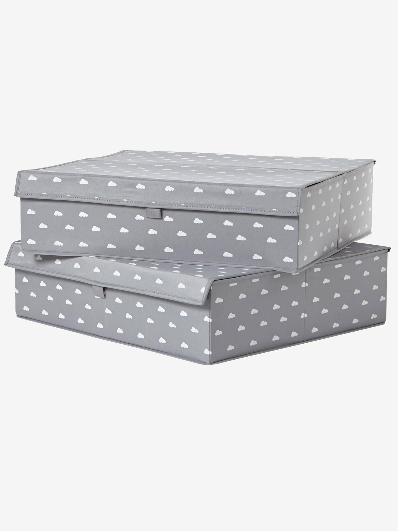 Storage u0026 Decoration-Storage-Under Bed Storage Box & Kidu0027s Toy Boxes u0026 Storage - Buy Online | Vertbaudet