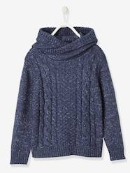 Boys' Hooded Jumper