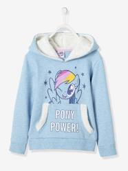 Girls-Sweatshirts-Girls' My Little Pony® Sweatshirt with Glitter