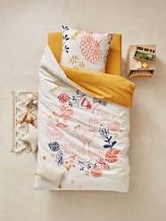 Children's Duvet Cover &  Pillowcase Set, Floral Theme