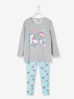 Girls\' My Little Pony® Pyjamas grey light mixed color