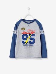 Boys-T-Shirts & Polo Shirts-Boys' Long-Sleeved T-Shirt, Cars® Theme