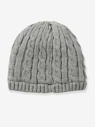 Boys-Accessories-Boys' Cable Knit Beanie