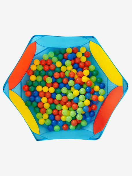 Activity Playpen with Balls GREEN MEDIUM SOLID WITH DESIG