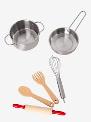 Toys-Kitchen Toys-Set of Kitchen Utensils