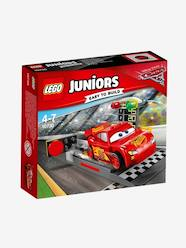 Toys-Puzzles & Building Games-10730 Lightning McQueen's Speed Launcher, by LEGO Junior