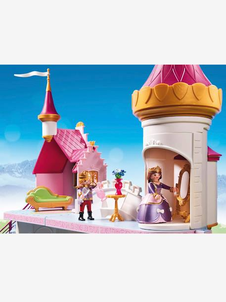 6849 Royal Residence by Playmobil Princess PINK MEDIUM 2 COLOR/MULTICOL