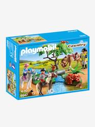 Toys-Playsets-6947 Country Horseback Ride by Playmobil