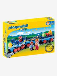 Toys-6880 Nightrain with Track by Playmobil 1.2.3